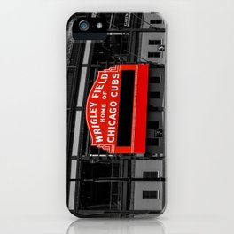 Read Red iPhone Case