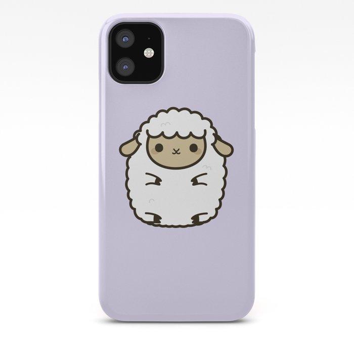 Cute Lamb iphone 11 case