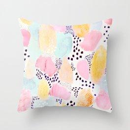 sugar&ice Throw Pillow