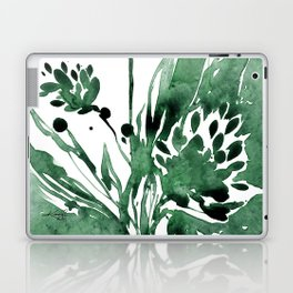 Organic Impressions No. 103 by Kathy Morton Stanion Laptop & iPad Skin