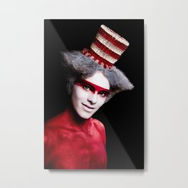 Candy Man Metal Print
