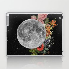 .Stuck Behind the Moon. Laptop & iPad Skin