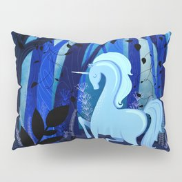 The Loveliest Of Them All Was The Unicorn Pillow Sham