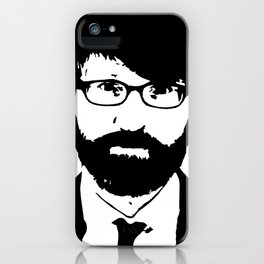 chuck klosterman iPhone Case