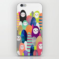Pebble Spirits iPhone & iPod Skin