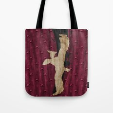 A Lot Psycho (Homage to Juri of Street Fighter) Tote Bag