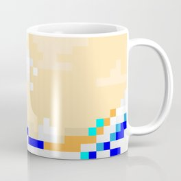Pixewave Coffee Mug