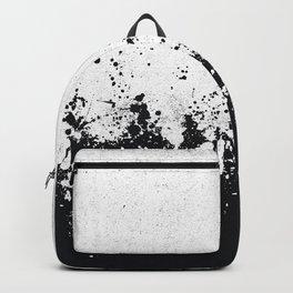 Splash b&w Backpack