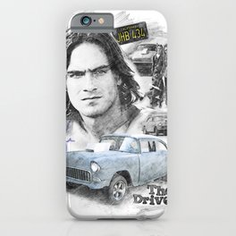 James Taylor iPhone Case