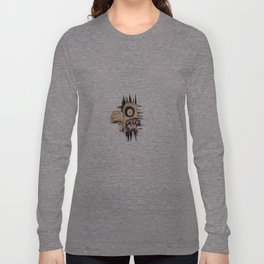 seeing red Long Sleeve T-shirt