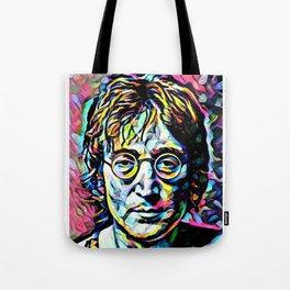 John Len non Imagine Tote Bag