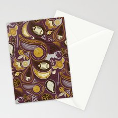 Potter Paisley Stationery Cards