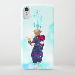 Kingdom Hearts - The Final World iPhone Case