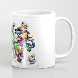 Inktober 2018 Coffee Mug
