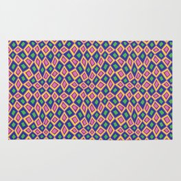 Diamonds are Forever-Crayon Colors Rug