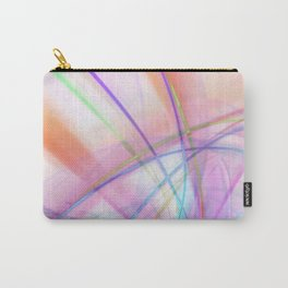 Atmospheric - Colorful Abstract Art Carry-All Pouch