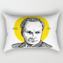 St. Feynman Rectangular Pillow
