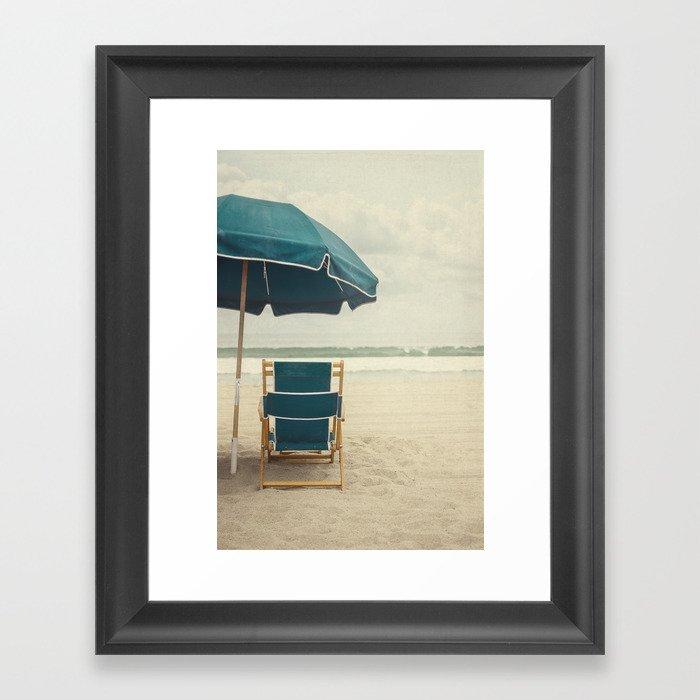Have a Seat Gerahmter Kunstdruck