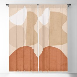 Abstract Shapes  49 Blackout Curtain