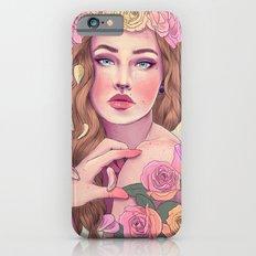 Petals and Thorns 2016 iPhone 6s Slim Case