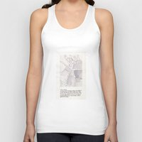 lee pace Tank Tops featuring Santa Maria della Pace by Patrick Bourgeois