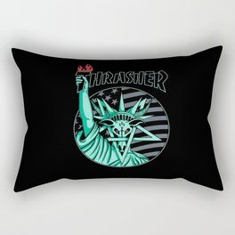 Thrasher Liberty Goat Rectangular Pillow
