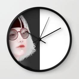Miss Evie The Witch Wall Clock