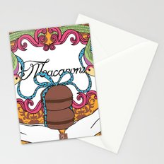 Macarons 01 Stationery Cards