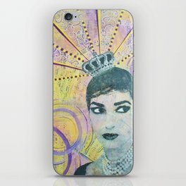 Ave Maria iPhone Skin