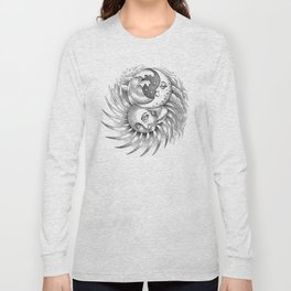 Moon and Sun Long Sleeve T-shirt
