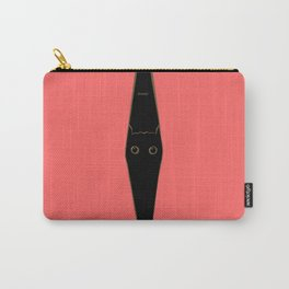 Behind the Curtain Carry-All Pouch