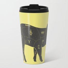 Piggy Bank Travel Mug