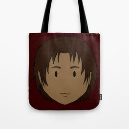 Yasmin Guven -- MiraShin Pillow Design Tote Bag