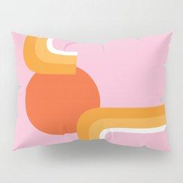Rolling Sun Pillow Sham