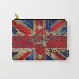 Union Jack & Eureka Flag Carry-All Pouch