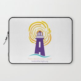 Two Brothers' Light Laptop Sleeve