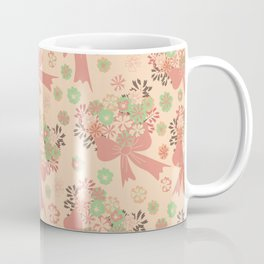 Floral bouquet. Coffee Mug