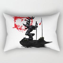 Polish Hussar Rectangular Pillow