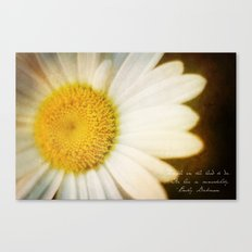 In Mourning Canvas Print