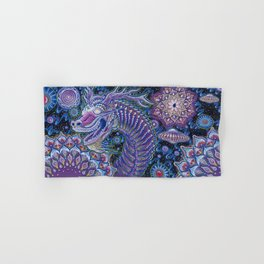 Chinese Dragon - Every Day Is A New Year Hand & Bath Towel