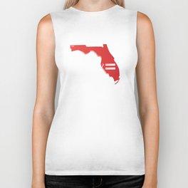 Florida Love Biker Tank