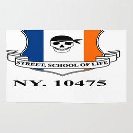 Bronx University Rug