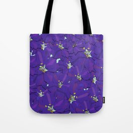 Larkspur Love Tote Bag