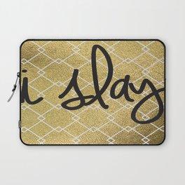 I Slay Laptop Sleeve