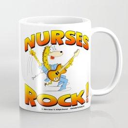 Nurses Rock Mugware Coffee Mug