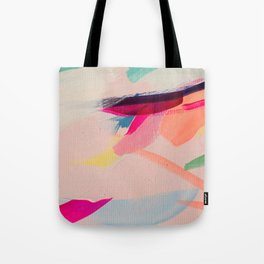 Wild Ones #2 - abstract painting Tote Bag