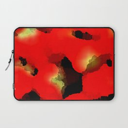strawberry abstract Laptop Sleeve
