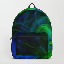 Funky Neon Green Backpack