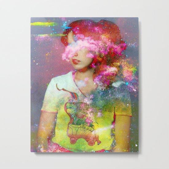 Untitled 20110314e (Dana) Metal Print