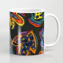Dream Leaves by Nettwork2Design Nettie Heron-Middleton Coffee Mug